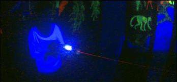 Laser Game Enfants