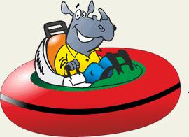 Petit Rhino Bumper 270