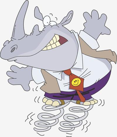 Rhino Ressort 400